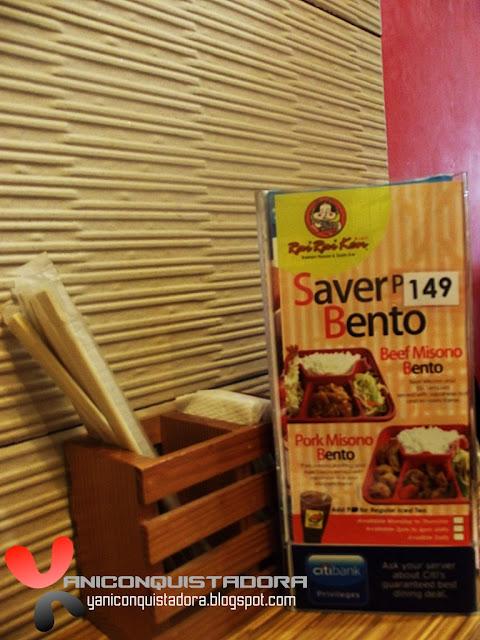 Rai Rai Ken in SM City Bicutan