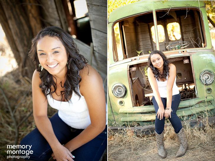 prosser senior photography
