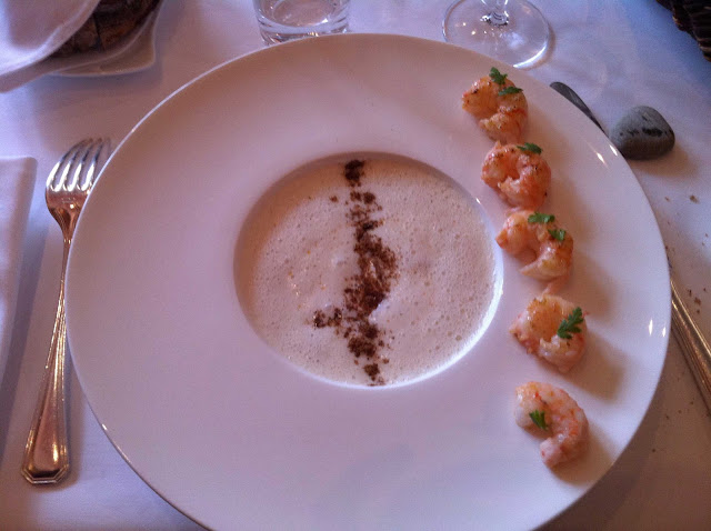 Plat restaurant Le Coquillage