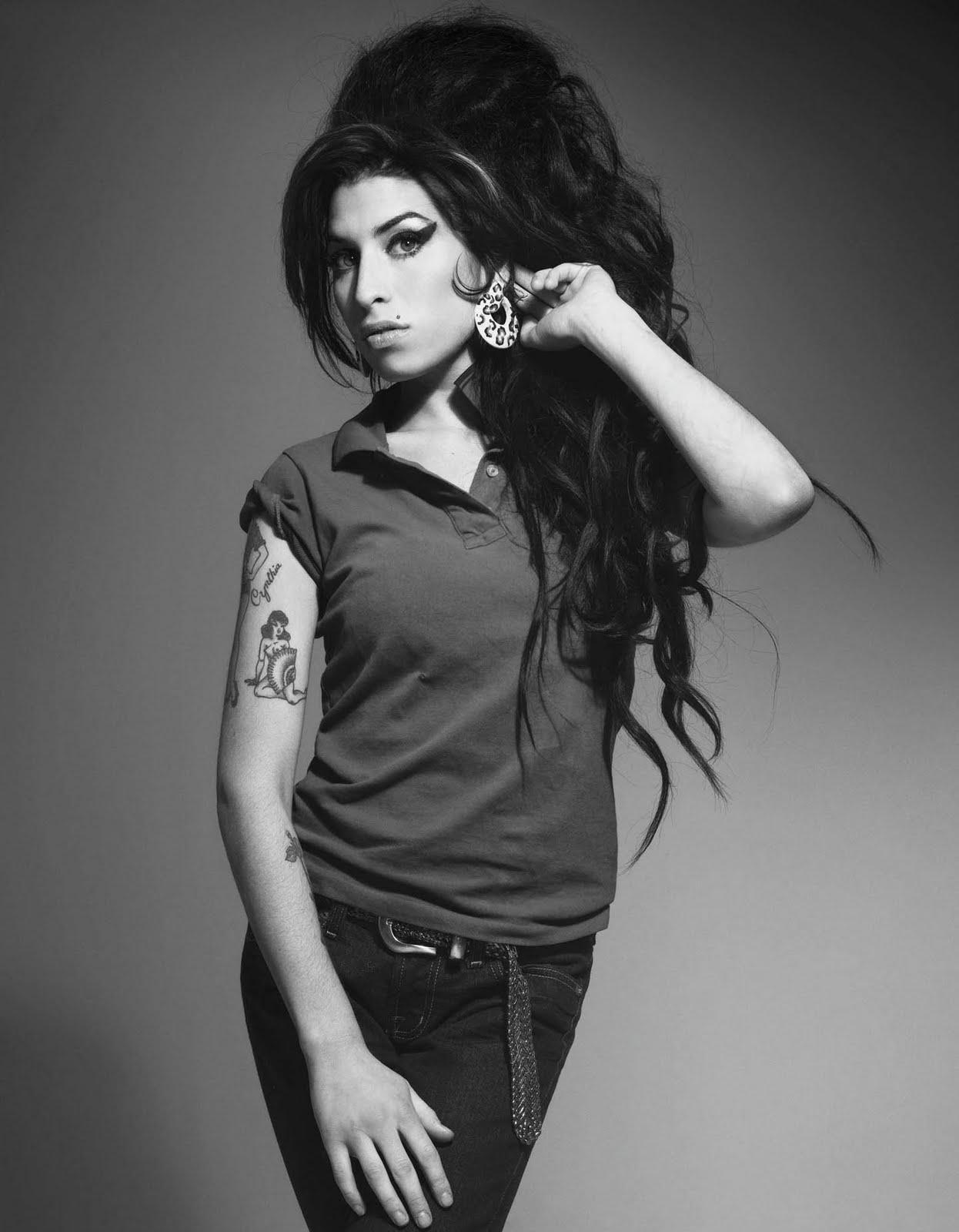 El Arcangelino 2.0: In... Amy Winehouse