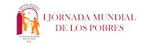 19 de NOVIEMBRE: I JORNADA DE LOS POBRES