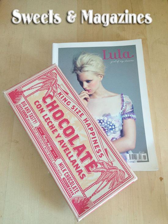 Dulces y Lula Magazine