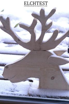 Ein schweizer garten elchtest for Weihnachtsdeko selber basteln holz