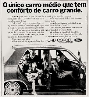 os anos 70; história da década de 70; brazilian ads in the 70; propaganda anos 70; Oswaldo Hernandez;