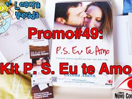Promo#49: P. S. Eu te Amo da Novo Conceito