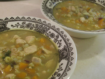 Gluten Free Homemade Chicken Noodle Soup