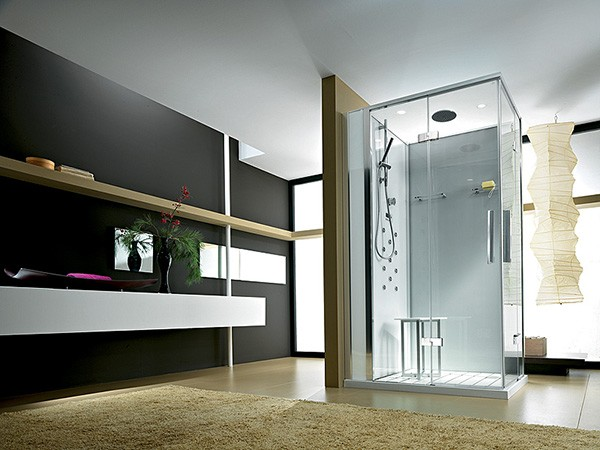 Bathrooms Design Ideas: Small Bathroom or Modern Bathroom