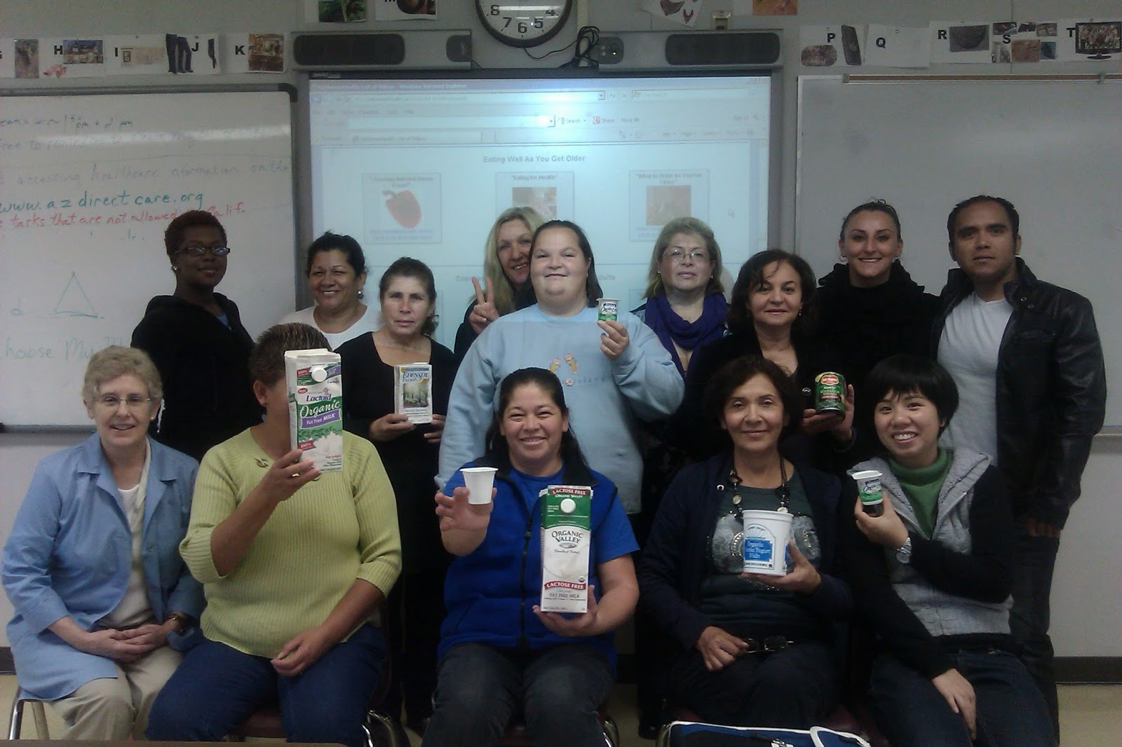 San Mateo Adult School Home Care Training Class