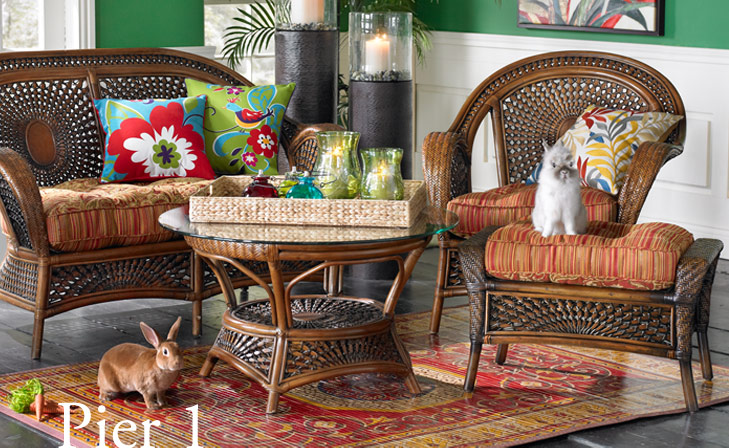 the bold and the beautiful the low down pier 1 imports On pier imports furniture