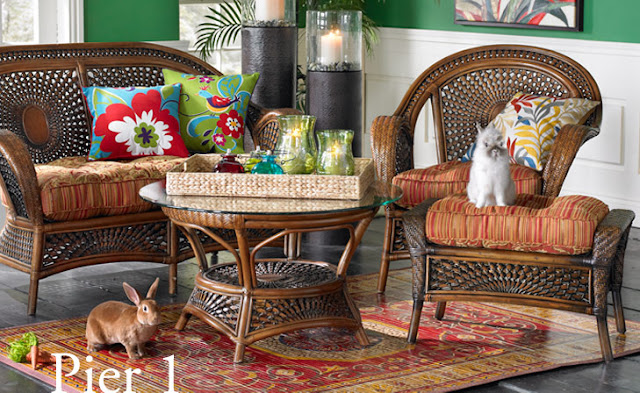 THE BOLD AND THE BEAUTIFUL: THE LOW DOWN: PIER 1 IMPORTS