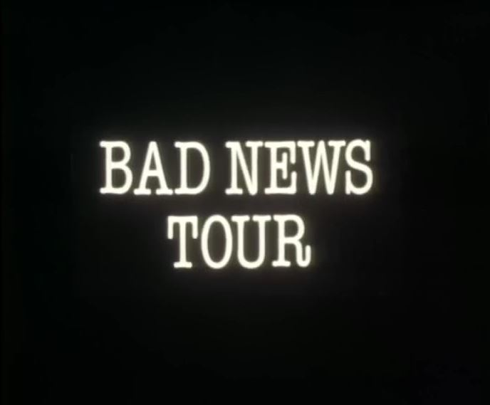 The Comic Strip Presents Bad News Tour TV