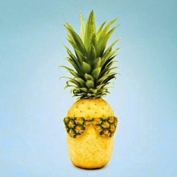 Arte con Piña, Ideas Originales para Buffets