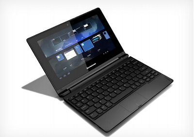 Lenovo produz notebook IdeaPad A10 com Android
