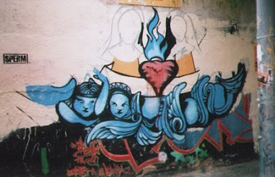 Graffiti Love,Graffiti Heart
