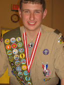 My Eagle Scout Devin!