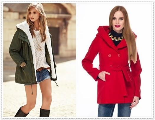 Mango Damen-Oberbekleidung und Jacken 2014