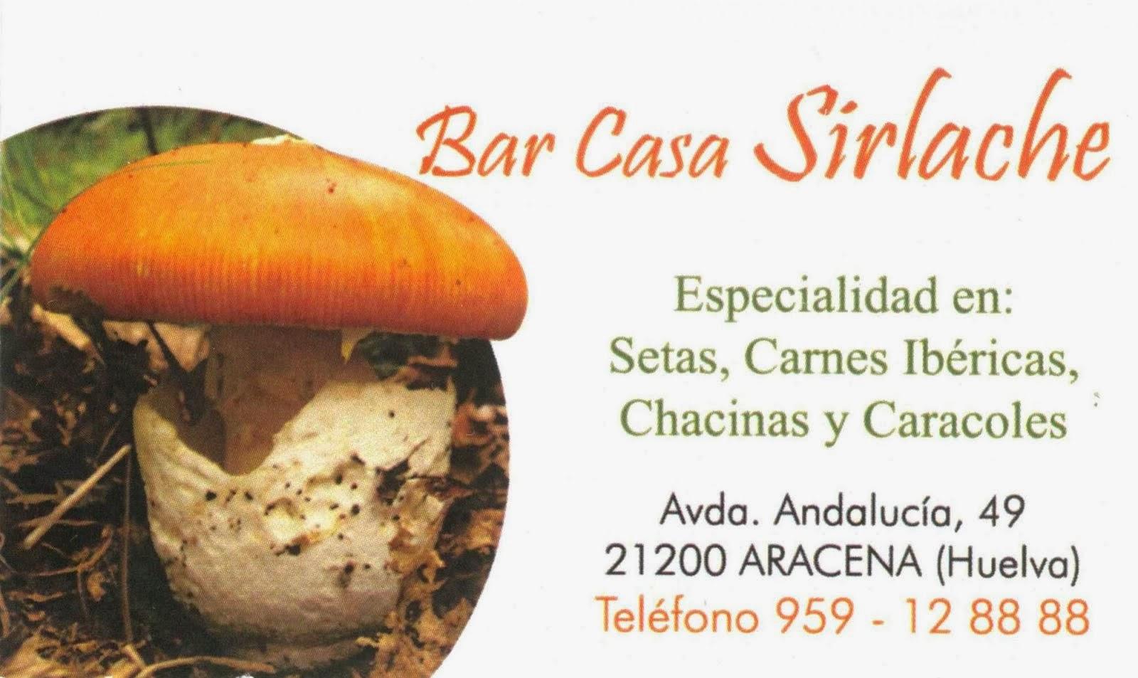BAR CASA SIRLACHE