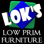 Lok's Low Prim Furniture