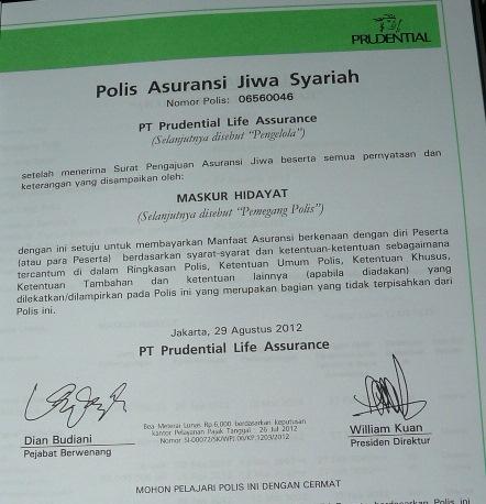 Image Result For Asuransi Prudential Syariah