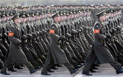 Putin Gunakan Musik Rap Untuk Rekrut Tentara Rusia