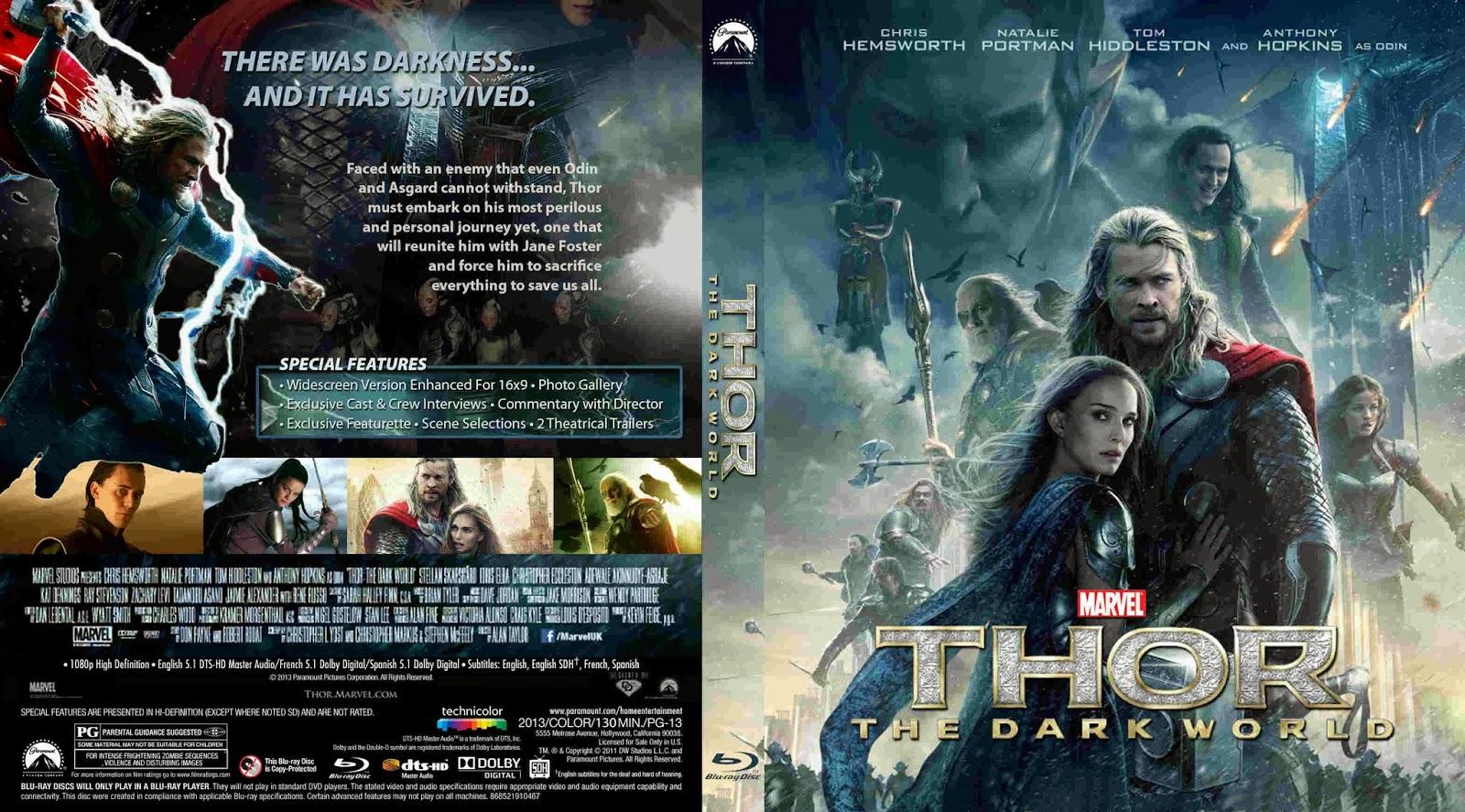 Thor Dvd Cover | Car Interior Design