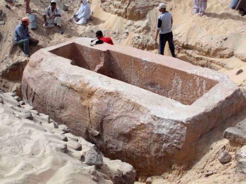 La tombe du pharaon Sobekhotep 1er - Egypte - Archéologie - Découvertes
