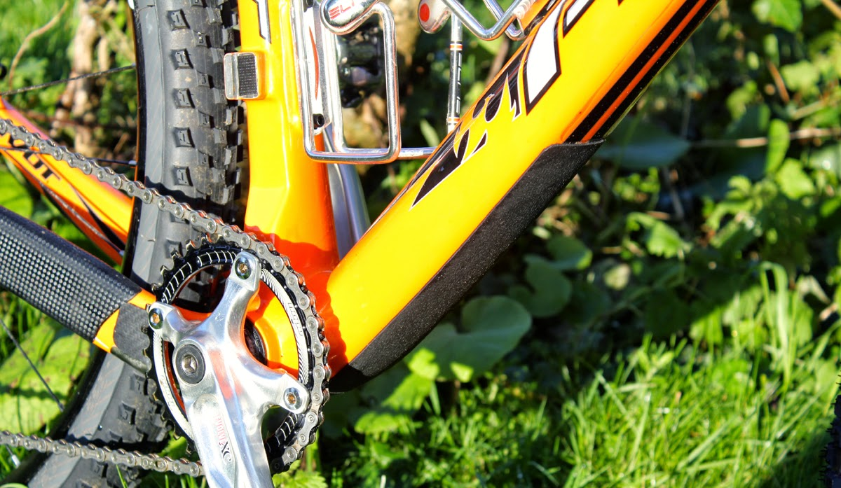 Hints and Tips: Carbon Bike Frame Protection