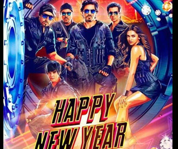 Happy New Year movie