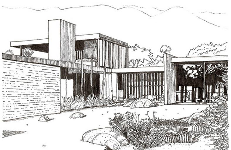 DetalleLogia 13 Casas Icónicas del SXX  Versión extendida