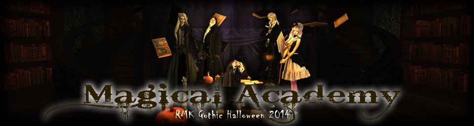 RMK Ghost Magical Academy