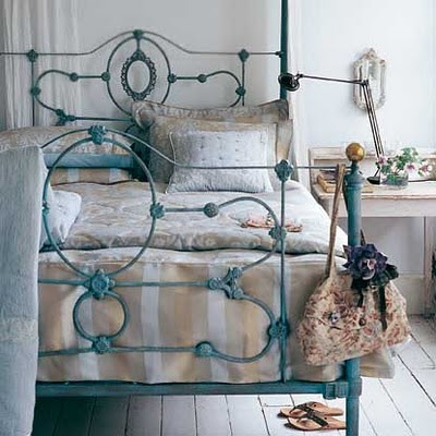 Decoraci n dormitorios estilo shabby chic ideas para for Ideas para disenar tu casa