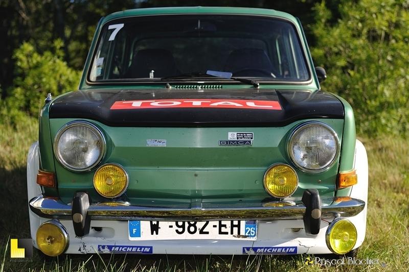 Rallye 1 photo pascal blachier