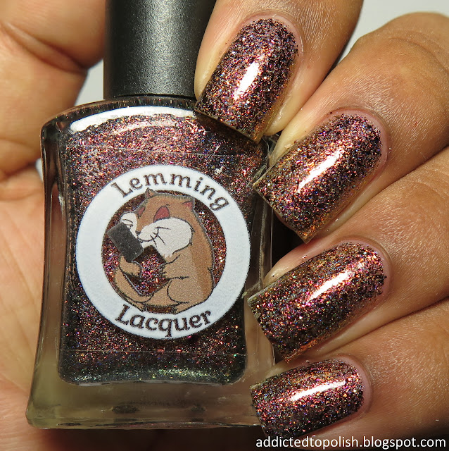 lemming lacquer serafina the firebreather