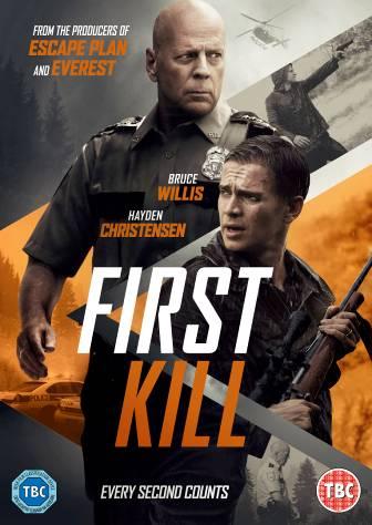 Filme Poster First Kill
