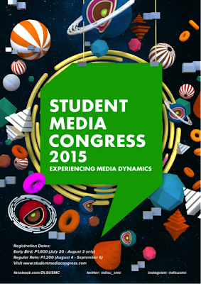 Student Media Congress 2015 Registration Now Open