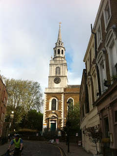 St. James Church, Clerkenwell, London EC1