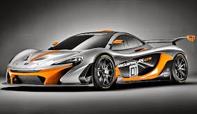 Gambar Mobil Sport McLaren P1 Terbaru_6