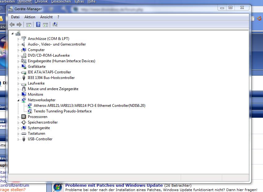 Teredo скачать драйвер для windows 7 бесплатно