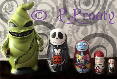 Goth Shopaholic Gothic And Horror Nesting Dolls For Home Decorators Catalog Best Ideas of Home Decor and Design [homedecoratorscatalog.us]