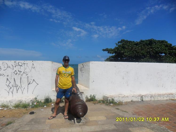 FORTE DE PAU AMARELO II
