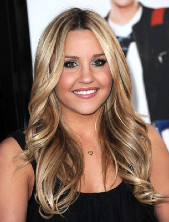 Light Brown Hair Blonde Highlights