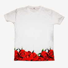 "I Need This: JVP White ""Sea of Roses"" Tee"