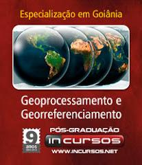 Especialização em Goiânia, GO - Geoprocessamento e Georreferenciamento