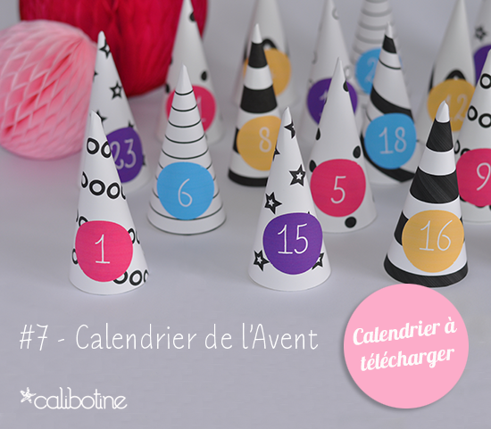 diy by calibotine 7 calendrier de l 39 avent. Black Bedroom Furniture Sets. Home Design Ideas