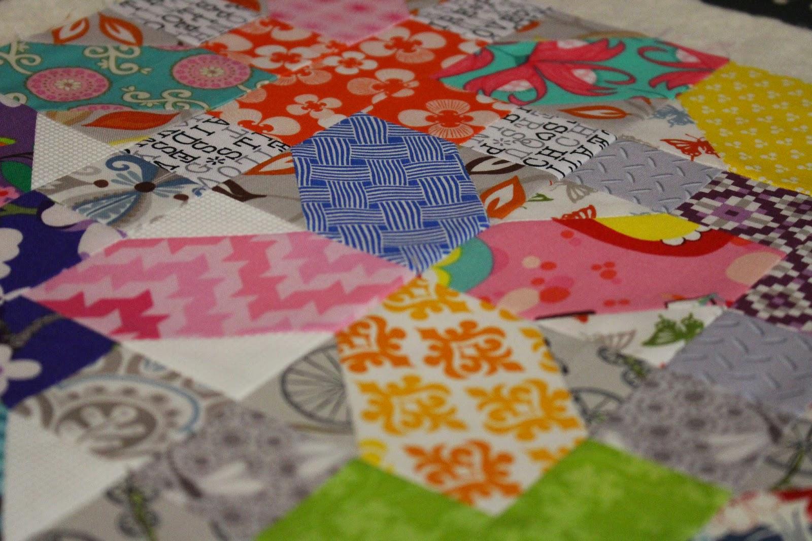 Mini Quilt Swap
