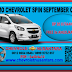 PROMO CHEVROLET SPIN SEPTEMBER CERIA