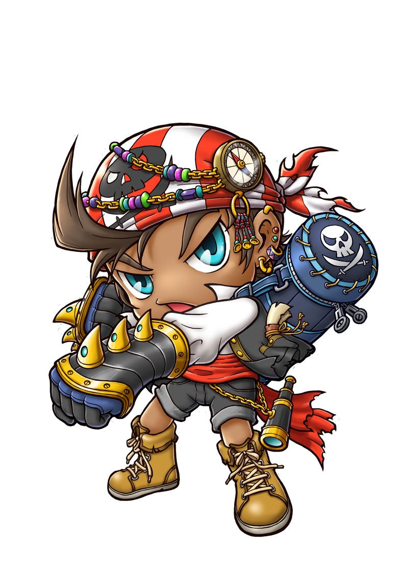 how to become a pirate in maplestory