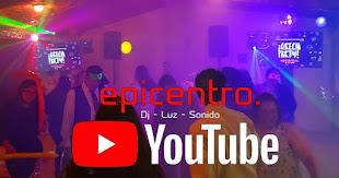 LUZ Y SONIDO EPICENTRO EN YOUTUBE