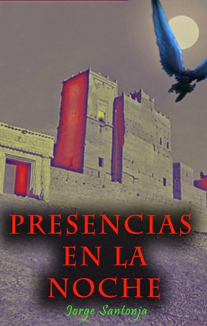 """Nueva portada """"Presencias en la noche"""""""
