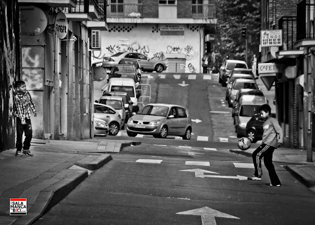 juegos en la calle infancia